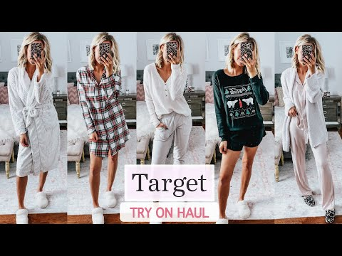 Target Holiday Try On Haul: Winter 2019 Outfit Ideas | Lee Benjamin