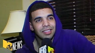 Drake on His 1st Mixtape 'So Far Gone' & His Hopes for His Career (2009) | #TBMTV
