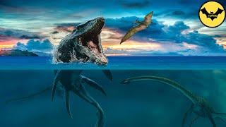 30 Terrifyng Prehistoric Sea Monsters That you didn