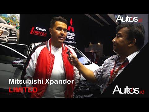 Mitsubishi Xpander Limited Edition @IIMS 2019