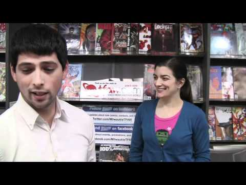 0 TFAW Reviews: Larfleeze Christmas, Axe Cop, The Guild Vork