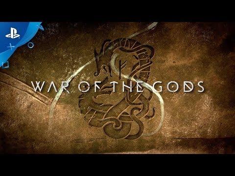 Les pages perdues de la mythologie nordique - Chapitre 2 de God of War