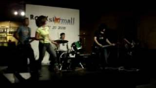 ACRASIA - CHOKER at Starmall  (judith on soundchk)