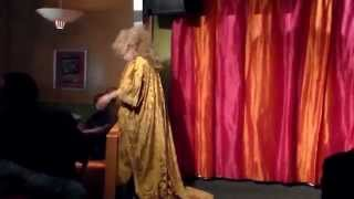 Nicky Monet Drag-On Alley - Professor Trelawny