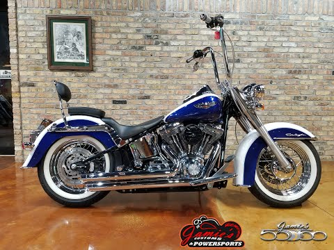 2006 Harley-Davidson Softail® Deluxe in Big Bend, Wisconsin - Video 1