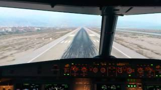 preview picture of video 'MEA landing in beirut'