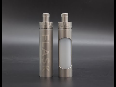 YouTube Video zu Geekvape GBOX Flask Liquid Dispenser Edelstahl 30 ml