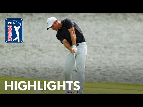 Paul Casey's highlights | Round 2 | TOUR Championship 2019