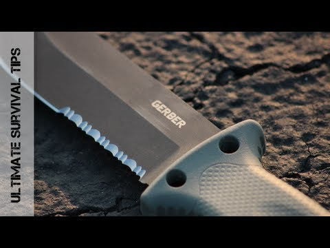 Gerber LMF II Review – Best Survival Knife for the Money?