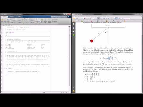 MATLAB Tutorial 3 – FOR Loops and Plots
