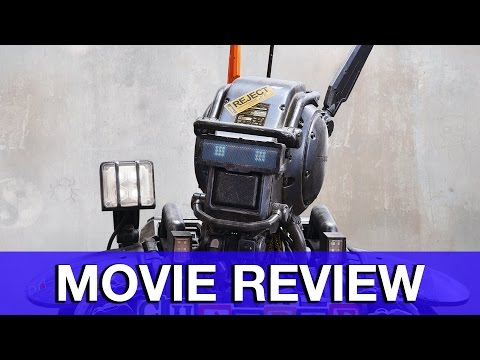 Chappie Movie Review | MTW