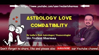 Only accurate KP astrology love compatibility