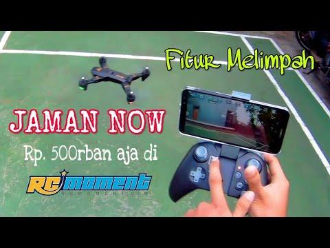 Drone Murah Cocok Buat Pemula Fitur Segudang Visuo XS809HW - Part 1