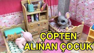 MİNİŞLER: ÇÖPTEN ALINAN ÇOCUK - Minişler LPS MAYA - Littlest Pet Shop - Türkçe Miniş Videoları