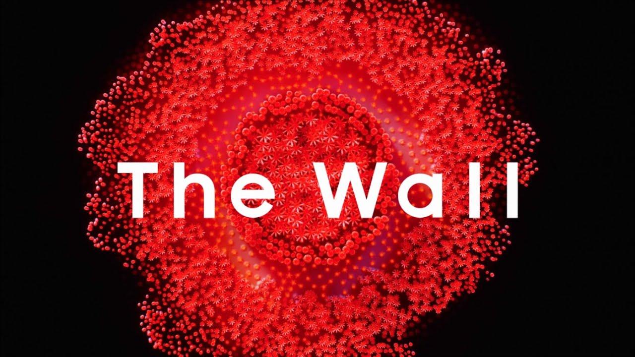 The Wall: Showcases in Milan, London and Monaco | Samsung thumbnail