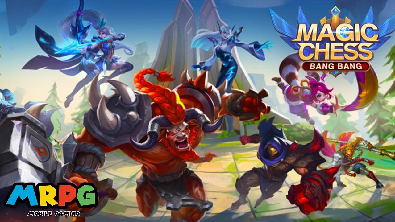 magic chess: bang bang - auto chess mobile legends: bang