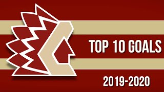 Top 10 Chilliwack Chiefs Goals of 2019-20