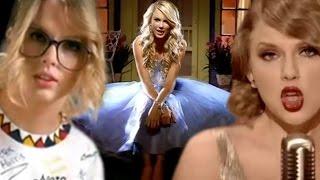 11 Favorite Taylor Swift Music Videos!