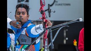 Indian Archers No less Than Anyone, Says Olympian Atanu Das