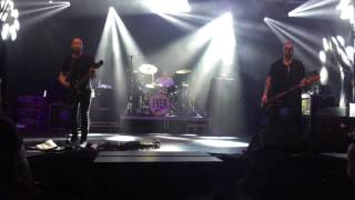 Eve 6 - Superhero Girl - live - Oswego, IL 6/16/17
