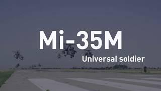 Mi-35M: Universal Soldier