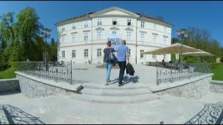 Here is a short 360 ° video in timelapse shot at Ljubljana  in Slovenia.