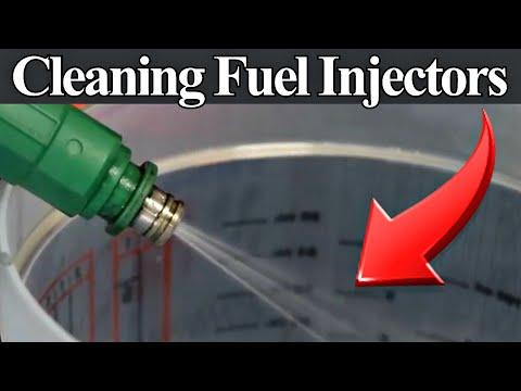 Das Erhalten der Lösung auf die Beförderung des Benzins