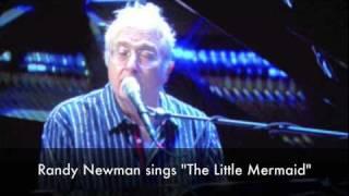 Randy Newman sings The Little Mermaid