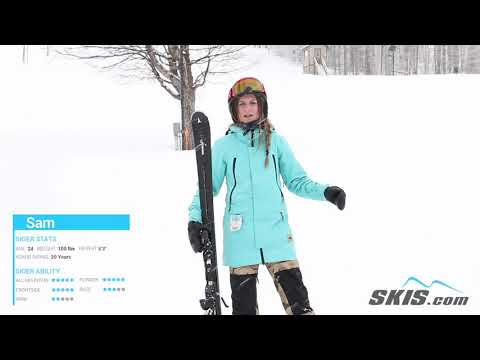 Video: Atomic Cloud 12 Skis 2021 17 40