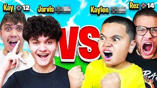 """Most Kills Wins $10,000"" (FaZe Jarvis Vs Kaylen)"