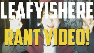 leafyishere dead - 免费在线视频最佳电影电视节目 - Viveos Net