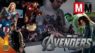 The Avengers Theme Cover