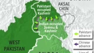 Videographic: India, Pakistan and Kashmir