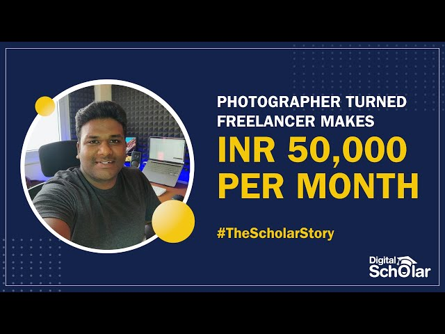 Photographer Turned International Freelancer Who Makes 75K Per Month