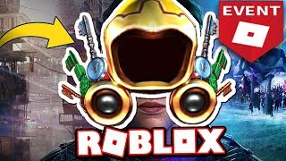 How To Get A Free Golden Dominus 1 Of 1 Roblox Event Ready