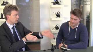 Sennheiser Office Headsets - Interview mit Thomas Birkner von Sennheiser