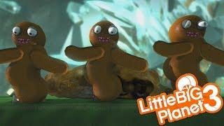 EVIL POO IS AFTER US! | LittleBIGPlanet 3 Gameplay (Playstation 4) LBP 3