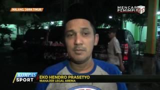 Kiper Arema Ahmad Kurniawan Tutup Usia