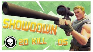 SHOWDOWN 20 KILL