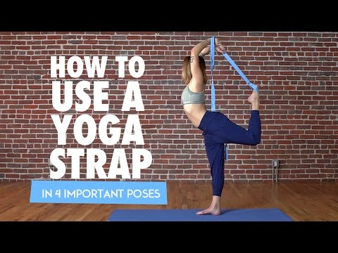 4 Ways to Deepen Your Practice With a Yoga Strap (Tutorial)