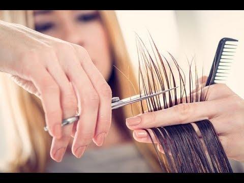 Alergia na twarzy zabiegu farbowania włosów