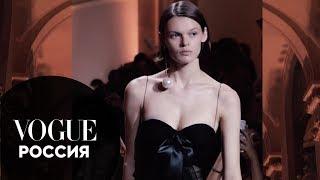 Alexandre Vauthier Couture осень-зима 2018