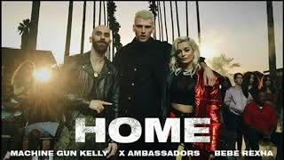 Home - X Ambassadors & Bebe Rexha [UnRapped Remix] (Clean, No Rap)