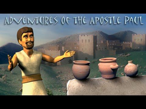 Adventures of the Apostle Paul DVD movie- trailer
