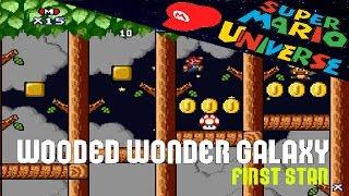 Super Mario Universe: Wooded Wonders Galaxy | Star 1: Alien Territory