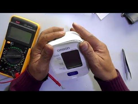 Circadian monitoruar tensioni i gjakut dhe norma impuls MIS NS-02