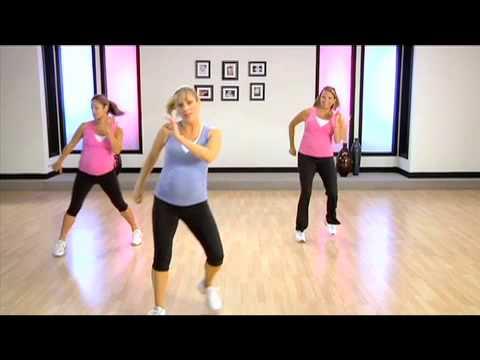 Glow: Prenatal Cardio Sculpt with Tonya Larson DVD movie- trailer