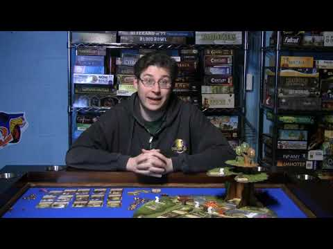 Everdell Cardboard Time Review