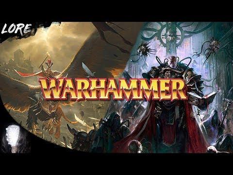 Warhammer / 40 000 LORE - Úvod