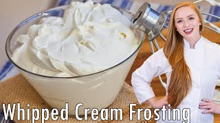 cool whip and cream cheese frosting recipe